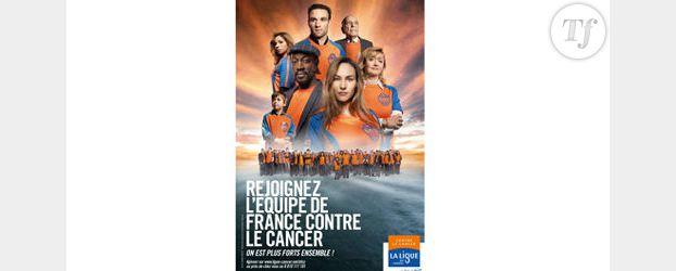 Semaine de Lutte contre le cancer : des célébrités pour lutter contre la maladie