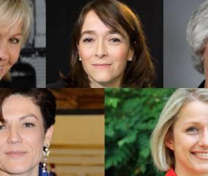 Chantal Jouanno, Delphine Ernotte, Anne Méaux : confessions de femmes de pouvoir