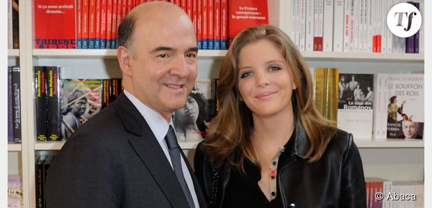 Pierre Moscovici : sa compagne Marie-Charline, 25 ans, sort (enfin ?) de l'ombre