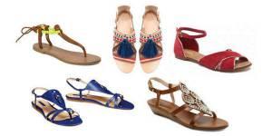 Tendances chaussures été 2013 : trouvez sandale à votre pied