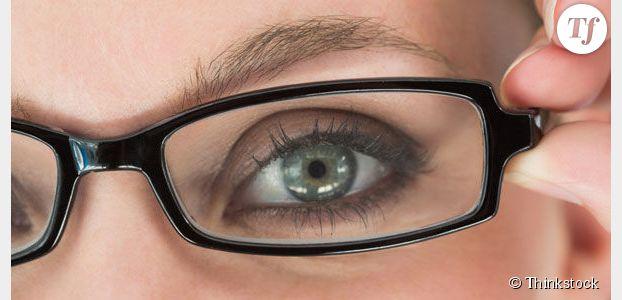 4be2af0628a300 Comment se maquiller quand on porte des lunettes   - Terrafemina