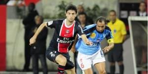 Evian vs PSG : revoir le but de Javier Pastore – Replay vidéo