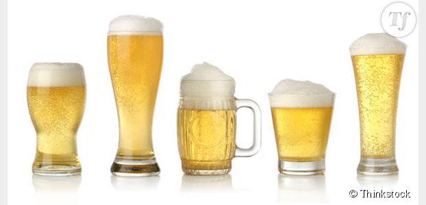 Boire de la bière rend heureux