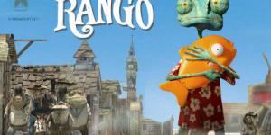 Rango : Johnny Depp dans la peau d'un lézard !