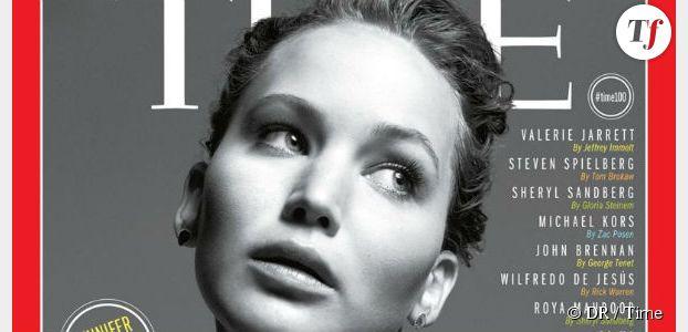 Jennifer Lawrence : de Hunger Games à la couverture du Time