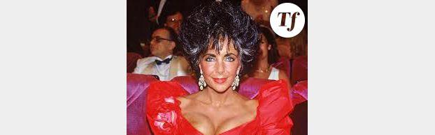 Elizabeth Taylor est décédée aujourd'hui à l'âge de 79 ans