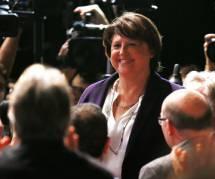 Martine Aubry bientôt de retour au gouvernement ?