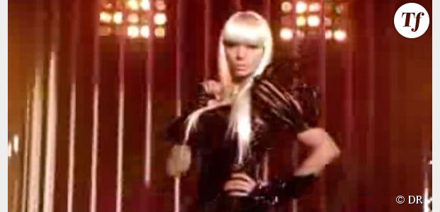 Un air de star : Karine Le Marchand devient Lady Gaga - Vidéo M6 Replay