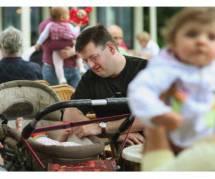 Ed Houben, 43 ans et père de 92 enfants