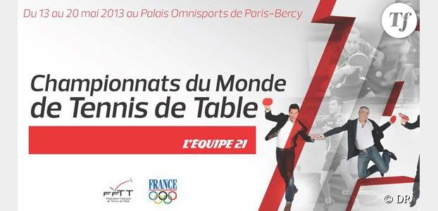 Championnats du monde de tennis de table 2013 en direct - Championnat du monde de tennis de table ...