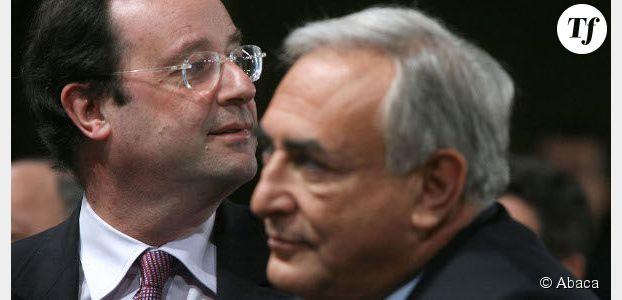 """DSK à Hollande : """"Tu aimes les femmes qui te les coupent"""""""