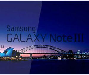 Galaxy Note III  : une coque en plastique pour  Samsung