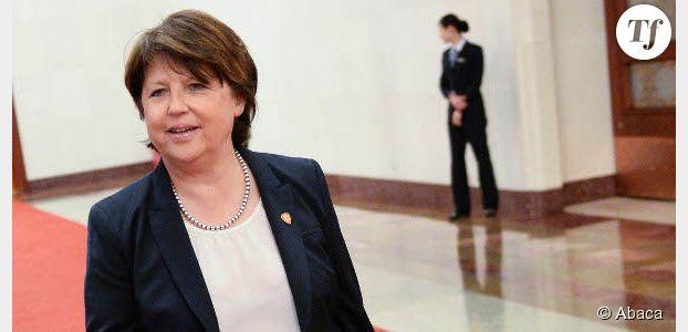 Martine Aubry : les Français la verraient bien à Bercy