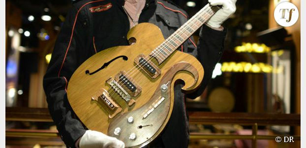 408.000$ pour la guitare des Beatles