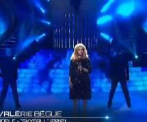 Un air de star : Valérie Bègue chante Skyfall d'Adèle – Vidéo M6 Replay
