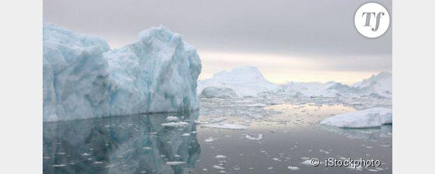 Fonte des glaces au Pôle nord : la station polaire Russe évacuée