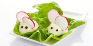 Trois astuces pour faire aimer les légumes à un enfant