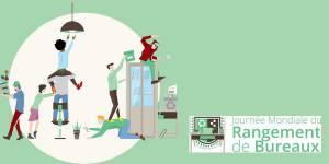 24 mai 2013 : participez à la première journée mondiale du rangement de bureaux !