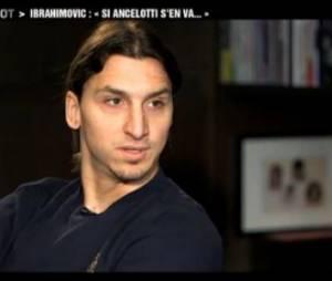 Téléfoot : Zlatan Ibrahimovic jamais sans Ancelotti ? – TF1 Replay