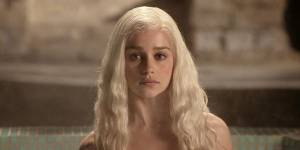 Game of Thrones : Emilia Clarke alias Daenerys ne veut plus être nue