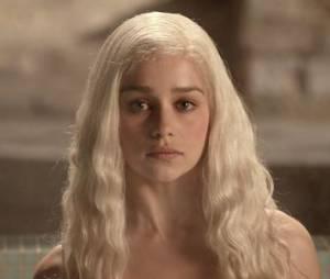 Game of Thrones : Emilia Clarke alias Daenerys ne veut plus être nue