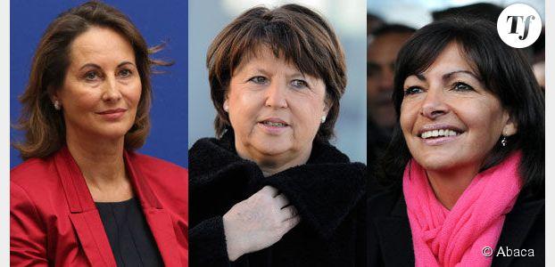 Royal, Aubry, Hidalgo : les socialistes font le buzz sur Twitter