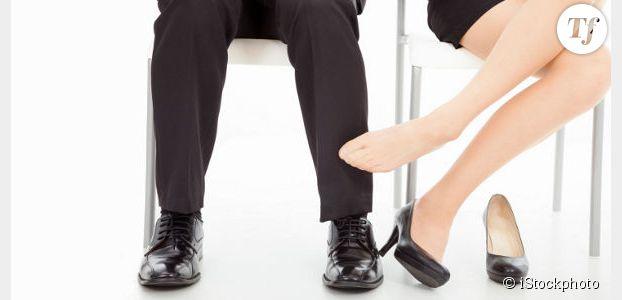 Sexe au bureau : l'amour entre collègues fait des émules