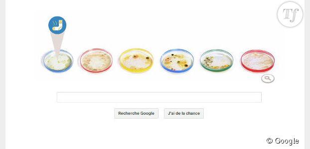 Google Doodle : un jeu de petit chimiste en l'honneur de Julius Petri