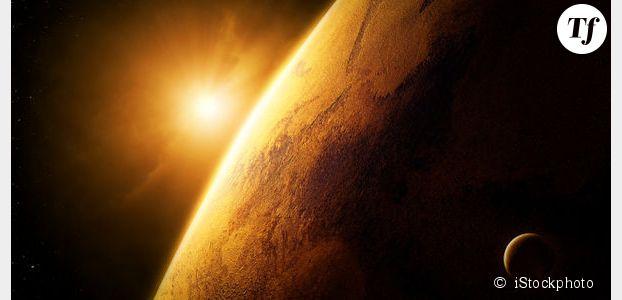 Mars : trop de radiations pour partir en voyage sur la planète rouge