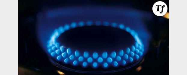 Energie : le prix du gaz grimpe de 5,2% aujourd'hui