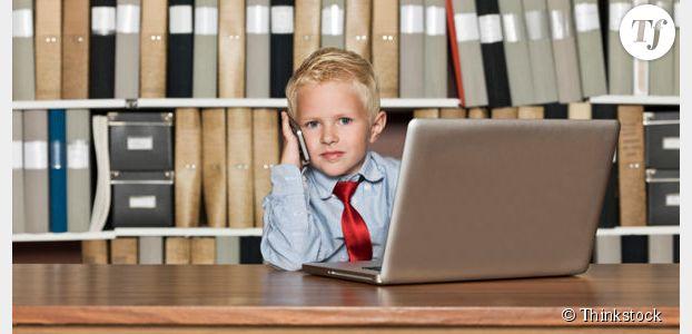 10 bonnes raisons d'emmener vos enfants au bureau