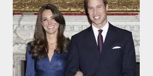 Le mariage du Prince William et de Kate Middleton sur M6