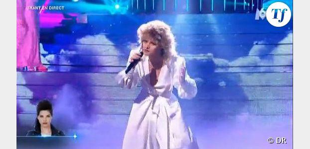 Un air de star : Delphine Chanéac en Bonnie Tyler – Vidéo M6 Replay