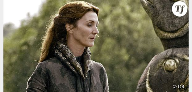 Game of Thrones : Michelle Fairley alias Catelyn Stark dans la série Suits