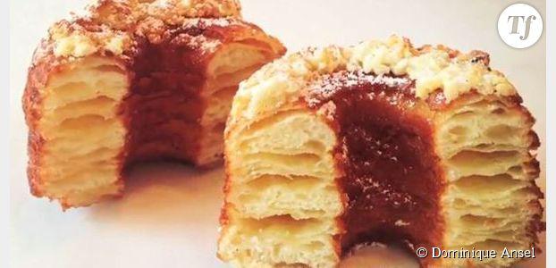 Cronut : recette de la pâtisserie entre croissant et donuts