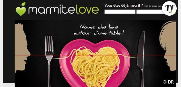 Marmitelove : un site de rencontres gourmandes pour un coup de food