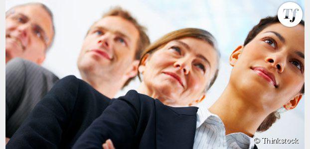 Au travail, juniors et seniors s'apprécient (finalement)