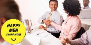 Happy Men : l'égalité professionnelle passera par les hommes