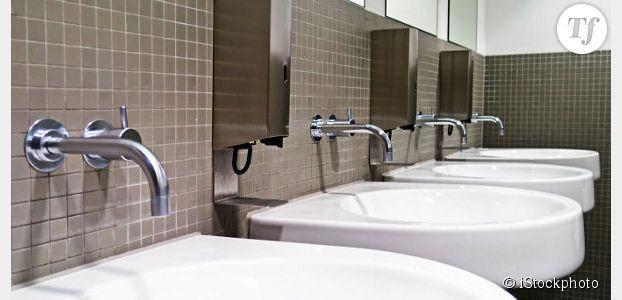 Les Américains se lavent mal les mains en sortant des toilettes