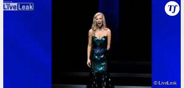 Miss USA 2013 : Nicole Kelly, handicapée, va pouvoir participer au concours