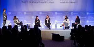 Au Brésil, le Women's Forum joue à guichets fermés