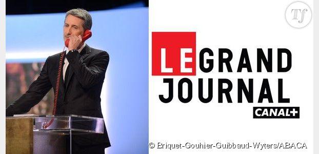 Le Grand journal : Antoine de Caunes peut-il sauver l'access de Canal + ?