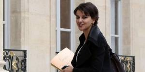 Najat Vallaud-Belkacem veut 40% de femmes entrepreneures en 2017