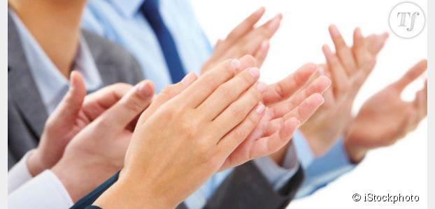 Les applaudissements sont contagieux, c'est prouvé