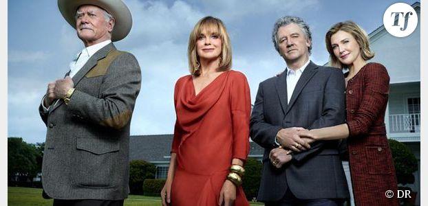 Dallas : la série en direct live streaming et sur TF1 Replay
