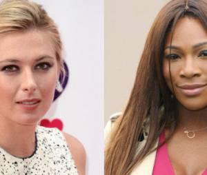 Maria Sharapova attaque Serena Williams sur le viol... et sur son compagnon