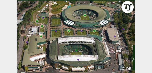 Wimbledon 2013 : matchs, résultats et programmes en direct live sur iPad
