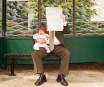 Congé parental : un papa sur deux n'est pas intéressé