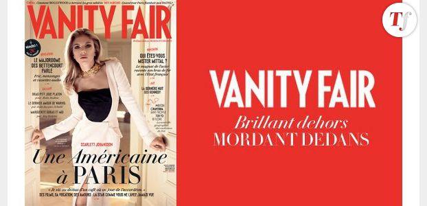 Le Vanity Fair français ce mercredi en kiosques