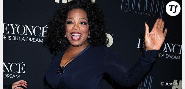 Oprah Winfrey, élue célébrité la plus puissante du monde